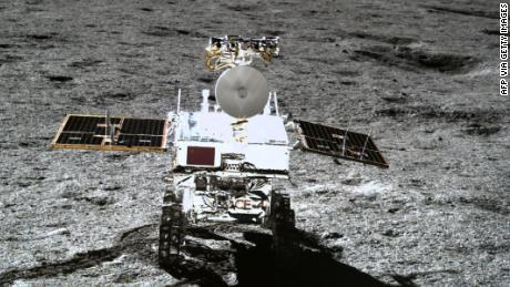 The Chinese space mission shows what it's like on the other side of the moon