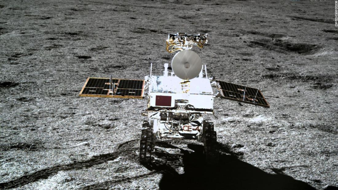 Chinese space mission reveals what it's like on the farside of the moon - CNN