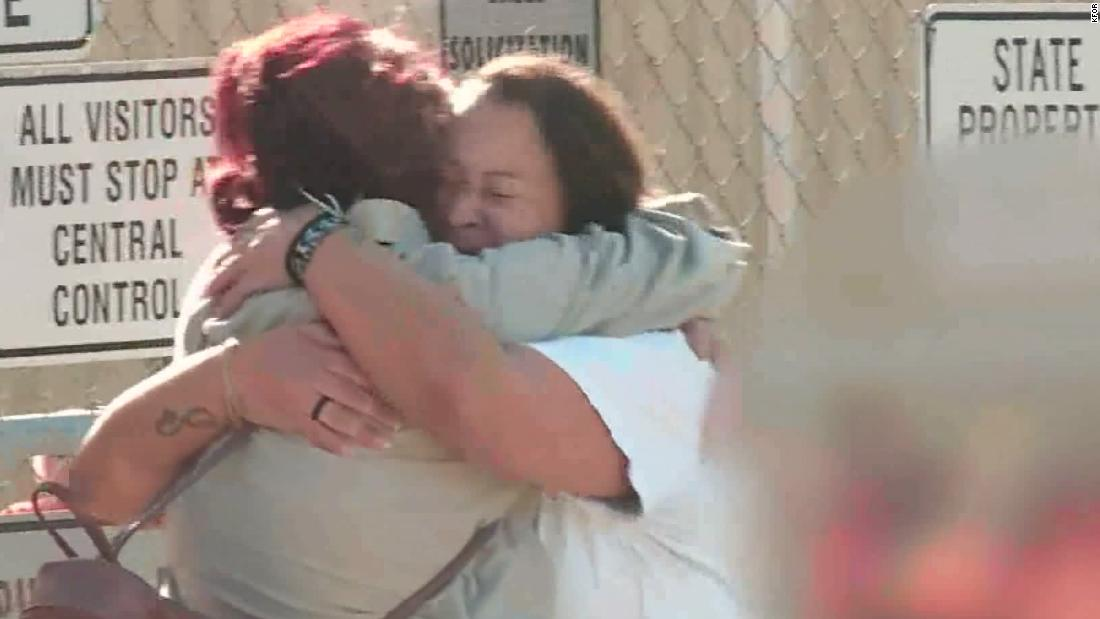Hundreds of Oklahoma inmates released in the largest commutation in US history