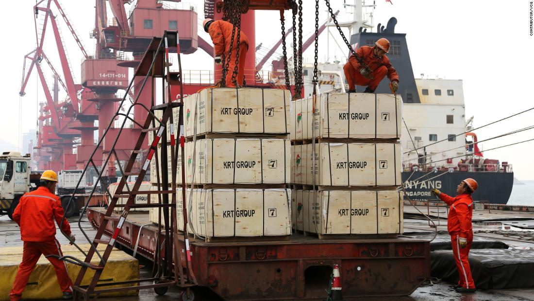 ΗΠΑ-Κίνας για το εμπόριο ελπίζει ανελκυστήρας Ασιατικές αγορές υψηλότερη