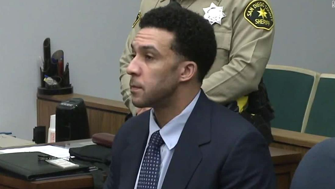 Former NFL player sentenced to 14 years in prison for rape and sexual assault
