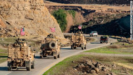 Fewer than 1,000 US troops to stay in Syria, Chairman of the Joint Chiefs of Staff says