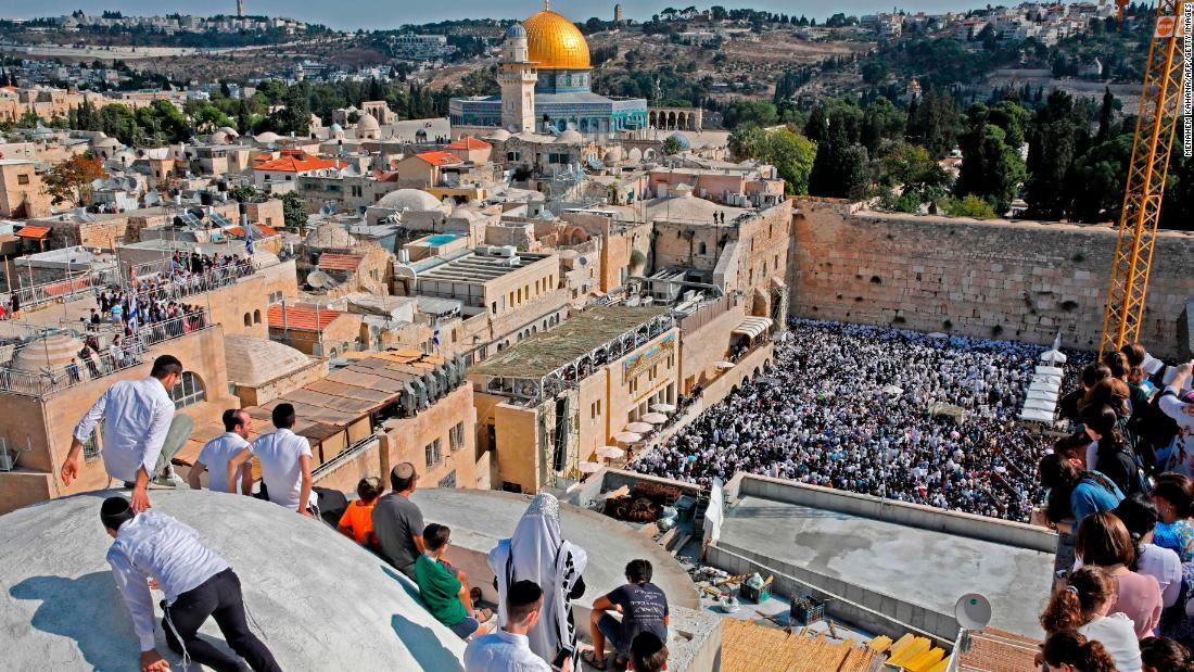 Israel isn't a democracy it's an 'apartheid regime' rights group says – CNN