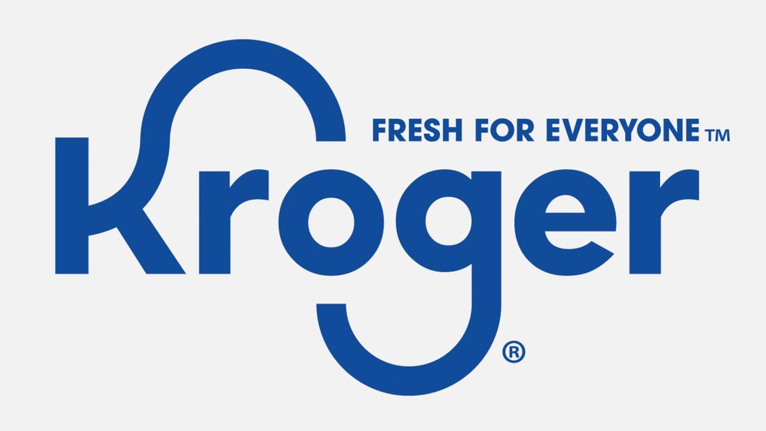 Kroger's new logo.