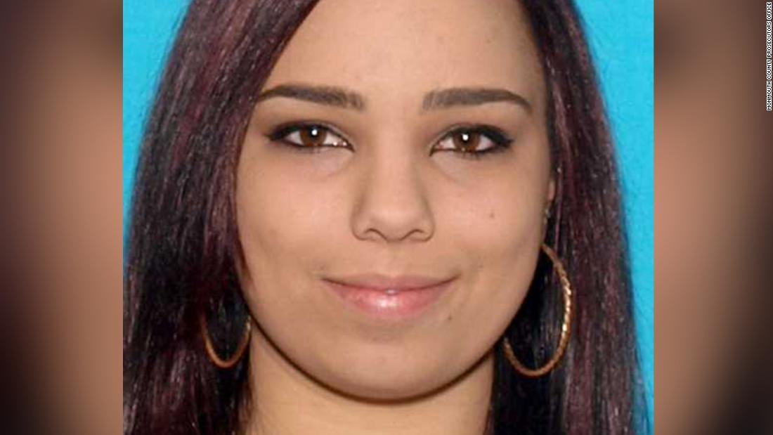 現在の故人の男の責任を殺害Stephanie Parze、当局は言う
