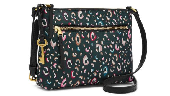 Fossil Fiona E/W Crossbody ($88, fossil.com): In the world of structured totes and heavy hobos, just about every woman welcomes a crossbody bag. And this one from Fossil is slim enough to hold the essentials and nothing more, which any mom will tell you is a welcome respite! The hardest part is choosing which of the seven cute patterns she