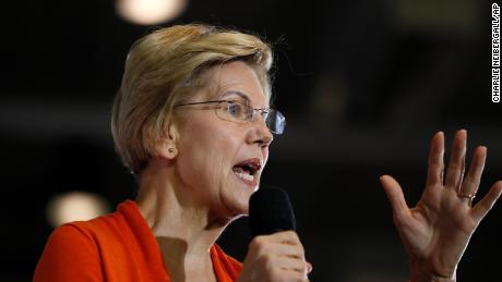 Elizabeth Warren deteriorates US arms sales to Saudi Arabia and United Arab Emirates after CNN report