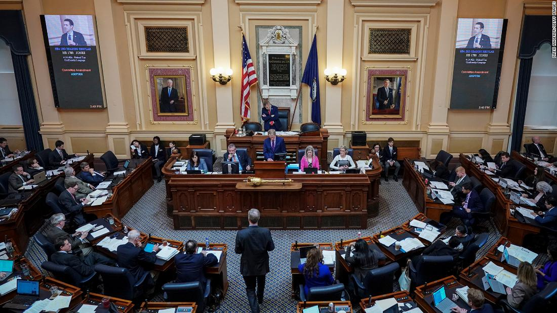 Democrats will control Virginia House and Senate for the first time in more than two decades