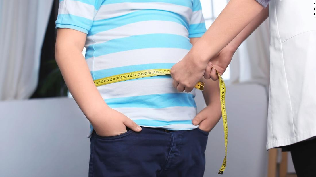 Childhood obesity, high blood pressure, cholesterol linked to poor cognitive performance in mid-30s and beyond - CNN