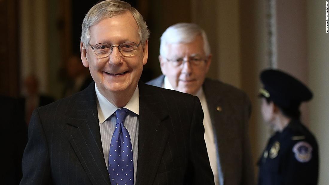 Trumpf ist die Nachfrage für die treue testen Republikaner' Fähigkeit zu halten, eine parteiübergreifende Amtsenthebungsverfahren