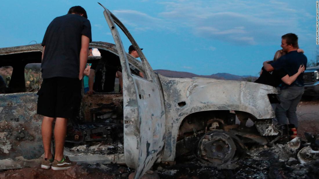 Σχετική μητέρα έσφαξε στο Μεξικό λέει δολοφόνος καρτέλ ευδοκιμούν λόγω ζήτησης στις ΗΠΑ