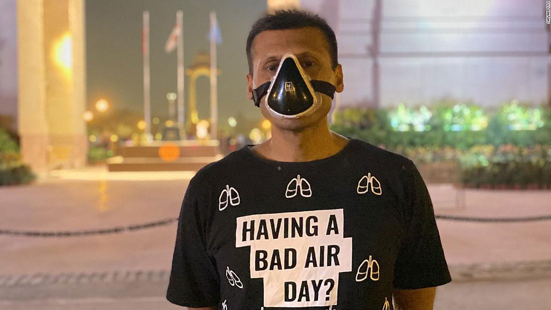 Mengapa polusi udara masih tidak masalah politik di India