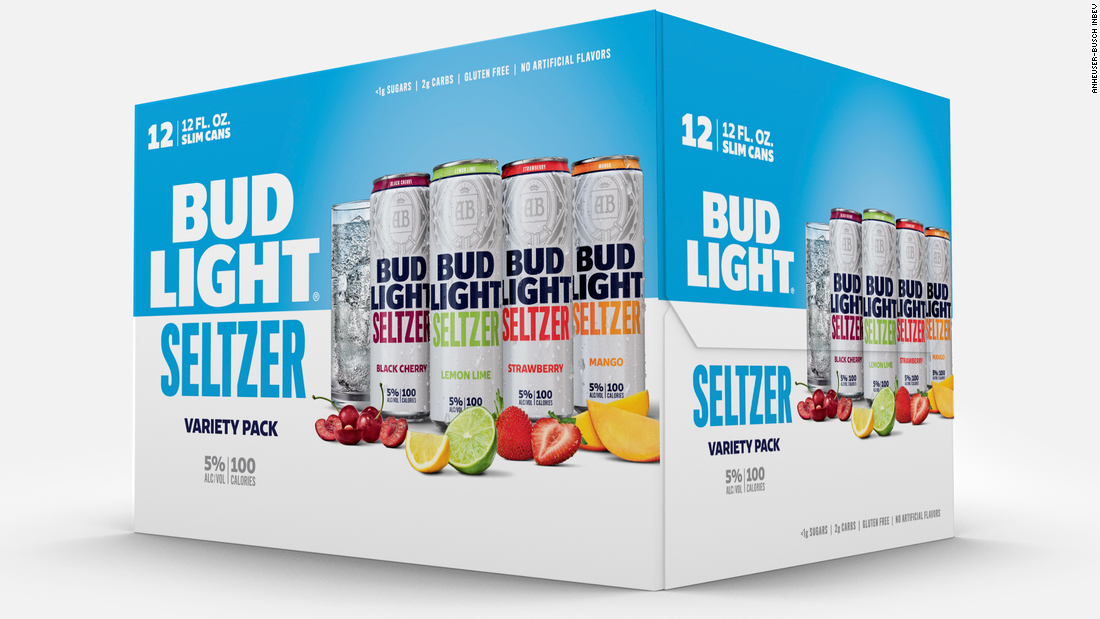 Bud Light Seltzer είναι ήδη μια αίσθηση