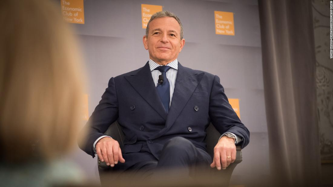 Disney CEO Bob Iger is about to take the biggest risk of his career