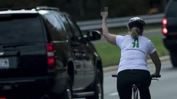 cyclist flipped off trump wins election sot vpx_00001411.jpg