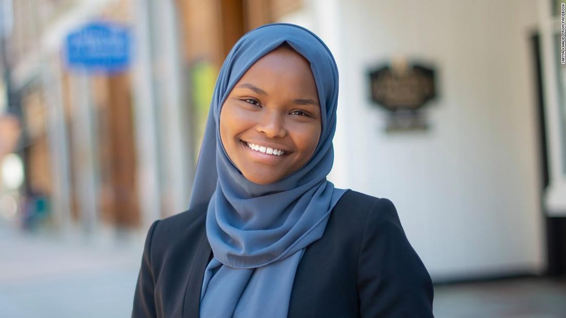 Σομαλή υπερνικά ρατσιστικό trolls για να κερδίσει ιστορικό εκλογές