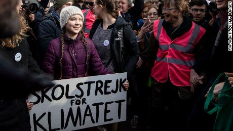 'Climate strike' named Collins' word of the year for 2019