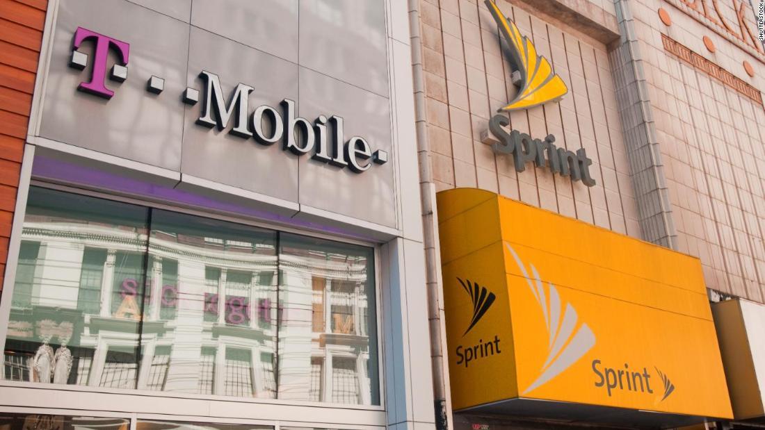 Die Sprint-Aktie steigt auf 75% nach Richter billigt, T-Mobile Fusion