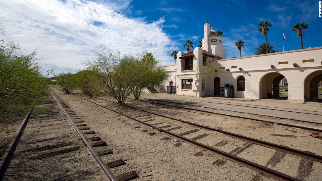 Ajo, Arizona, is the story of a better America