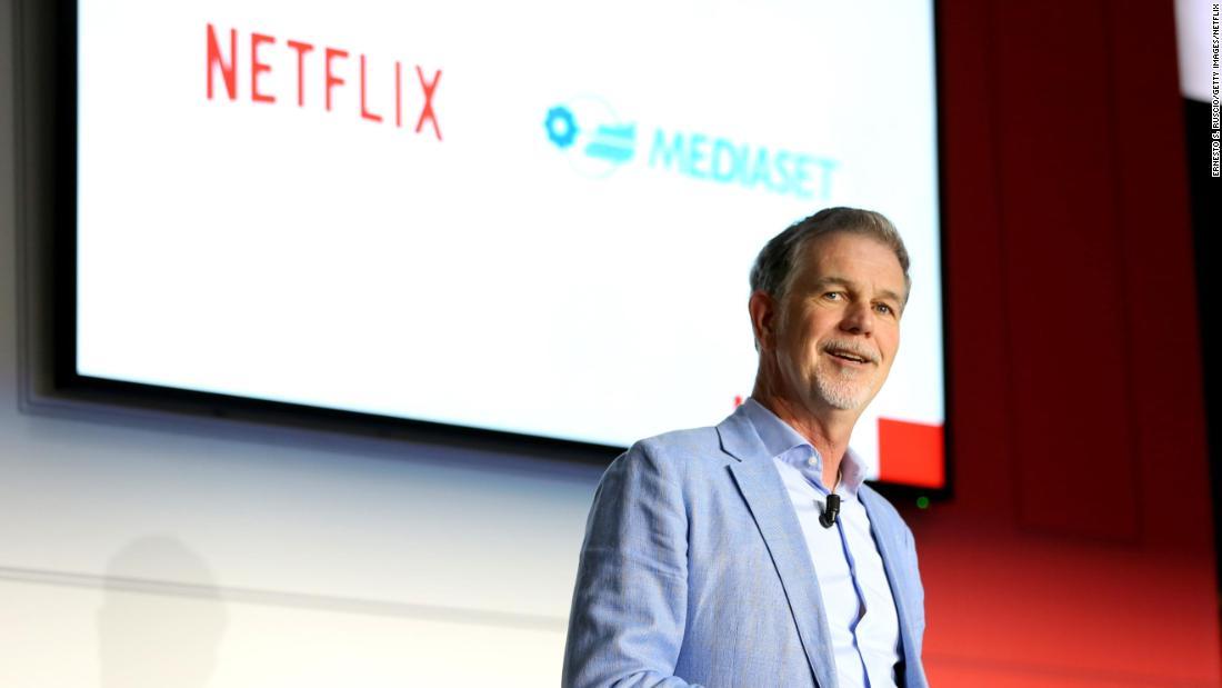 Το Netflix ελπίζει να αποκρούσει streaming απειλή από την Disney και η Apple