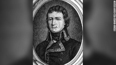 Charles-Etienne Goodin dies of gangrene after his leg was amputated during Napoleon's failure. invasion of Russia in 1812