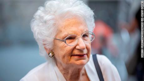 This Holocaust survivor receives 200 threats a day. Now she needs police protection