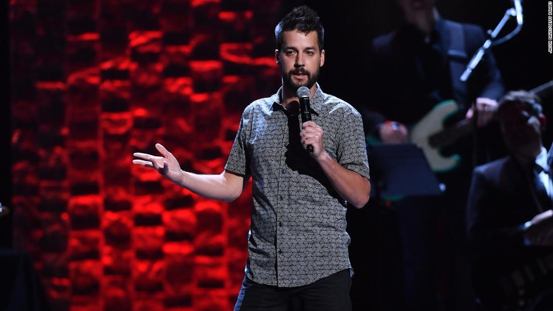 Christian Comedian John Crist apologizes after sexual misconduct allegations