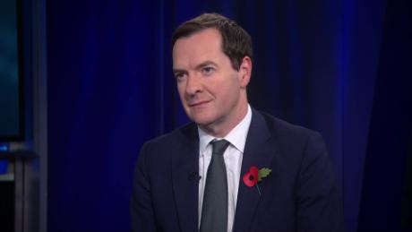 George Osborne: Boris Johnson taking a big risk