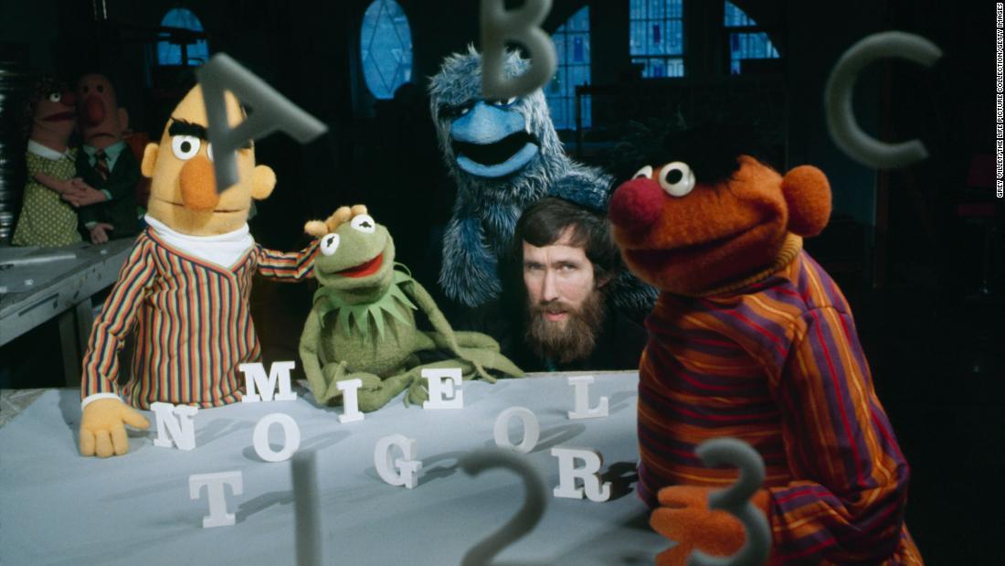 Dalam gambar: tahun-tahun awal 'Sesame Street'