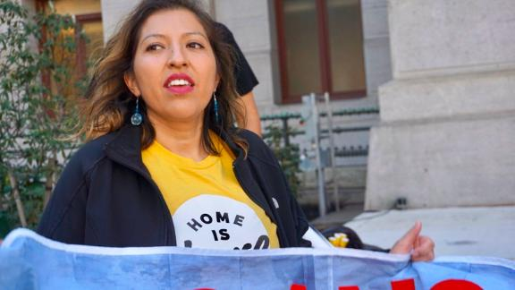 Eliana Fernández says ending DACA would be devastating for her family and thousands of others.