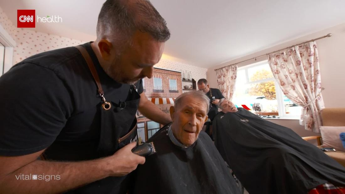On a Good Note: Meet the Dementia-Friendly Barber and a Program for Gender Equality