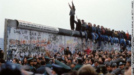 30 years after the Berlin Wall fell, America is less free