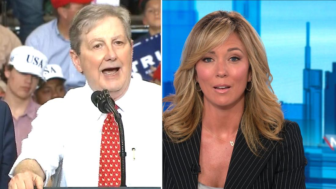 Brooke Baldwin has a message for Sen. Kennedy