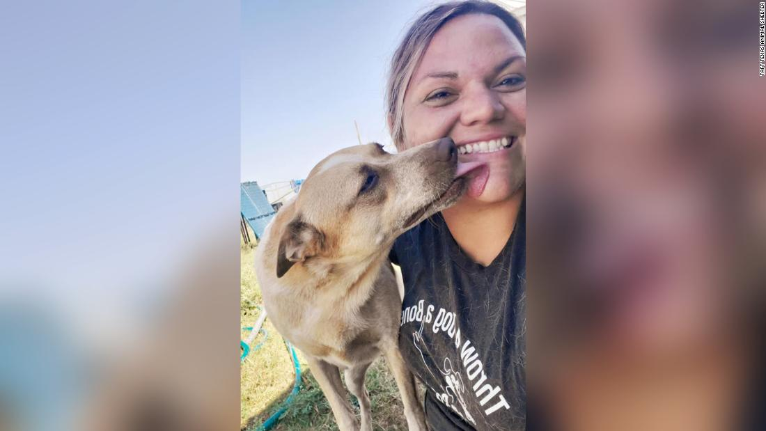 Woman wins $35,000 for saving hundreds of animals by turning her local shelter into a no-kill zone