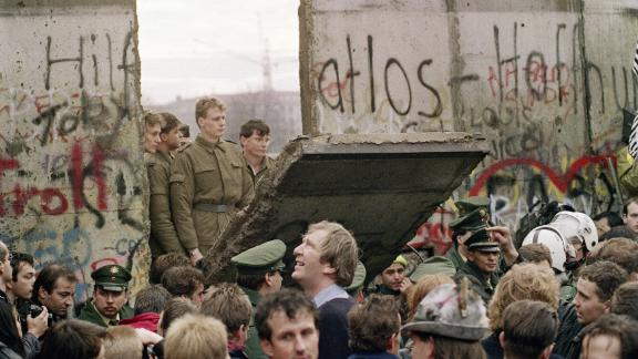 The Berlin Wall fell 30 years ago, but divisions still remain.
