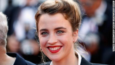 French film star Adele Haenel accuses director of abuse