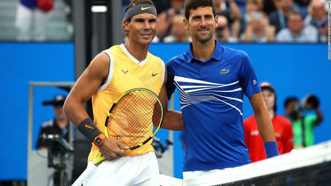Chung kết ATP: Rafa Nadal và Novak Djokovic chiến đấu cho số 1 … nhưng người Tây Ban Nha sẽ thi đấu?