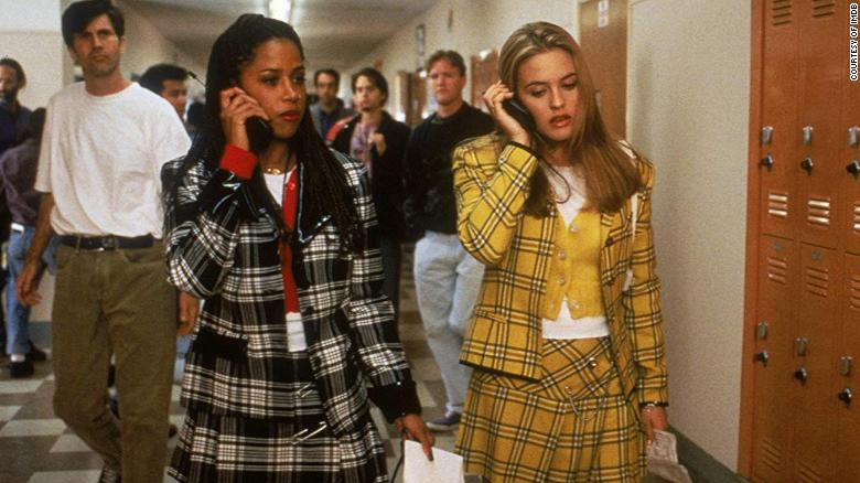 Cher S Yellow Blazer In Clueless Remember When High Schoolers Ruled The World Cnn Style