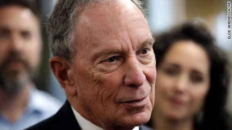 Michael Bloomberg files to run in Alabama Democratic primary