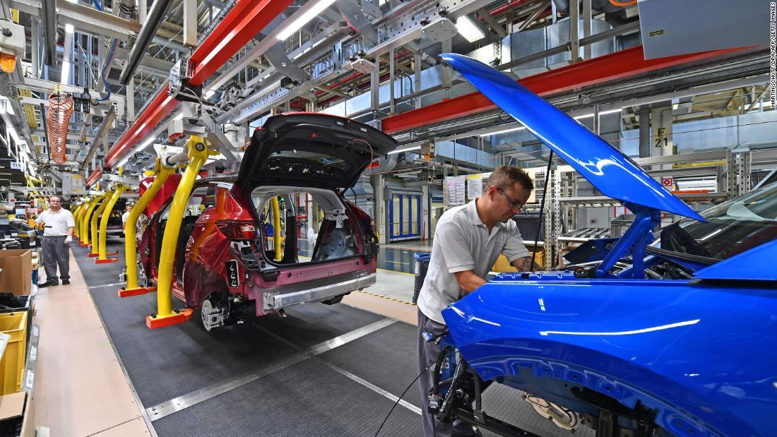 Zwei der weltweit größten Volkswirtschaften sind auf Gefahr der Rezession