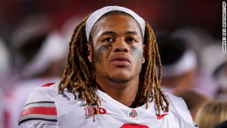 Ohio State's Chase Young won't play this weekend due to a possible NCAA violation