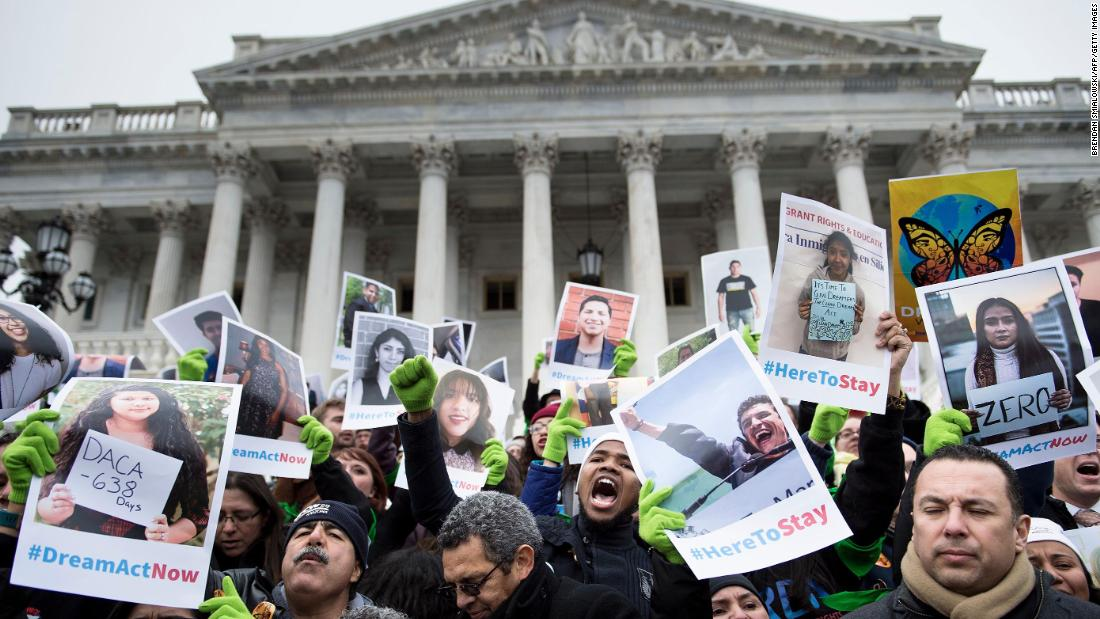 Opinion: The fate of Dreamers is under siege. They need us now, more than ever