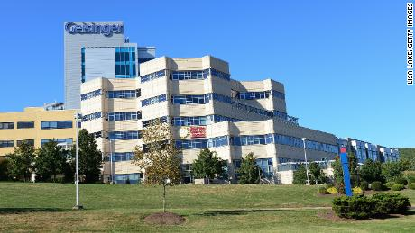 Geisinger Medical Center in Danville, Pennsylvania.