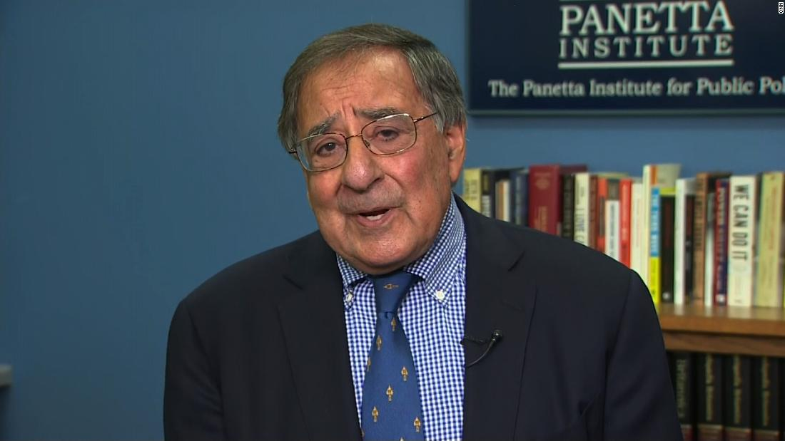 Panetta explains who the GOP wants to cut Trump off from - CNN Video