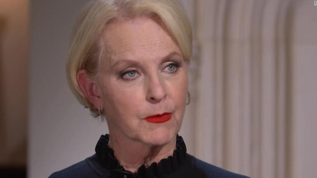 Cindy McCain: John wäre angewidert