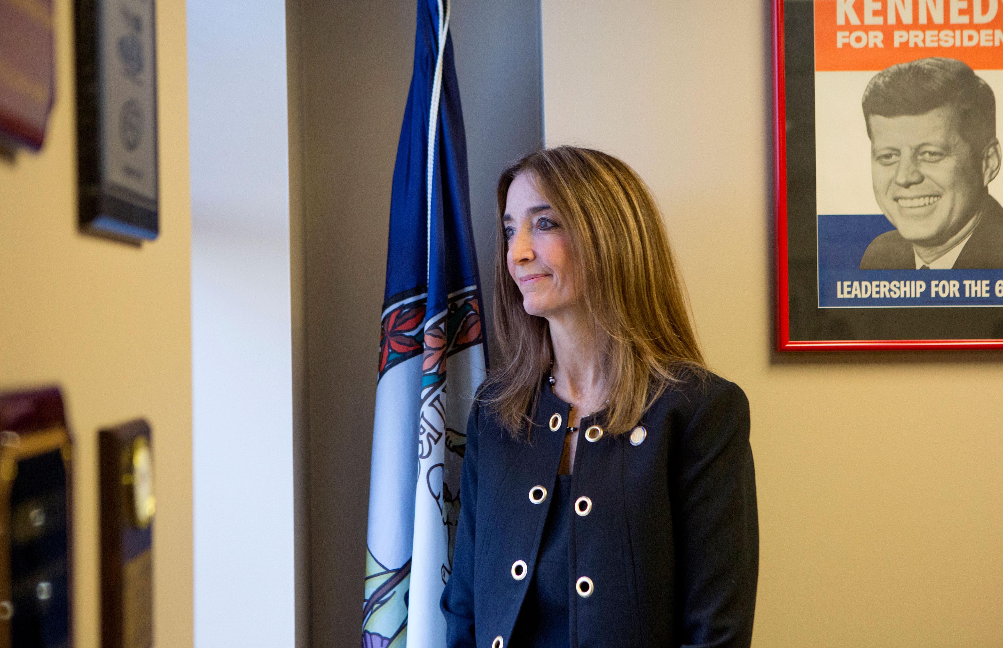 Eileen Filler-Corn: Virginia Democrats elect first female speaker