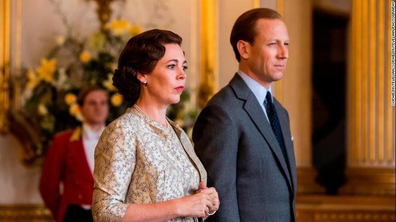 Image result for olivia colman the crown""