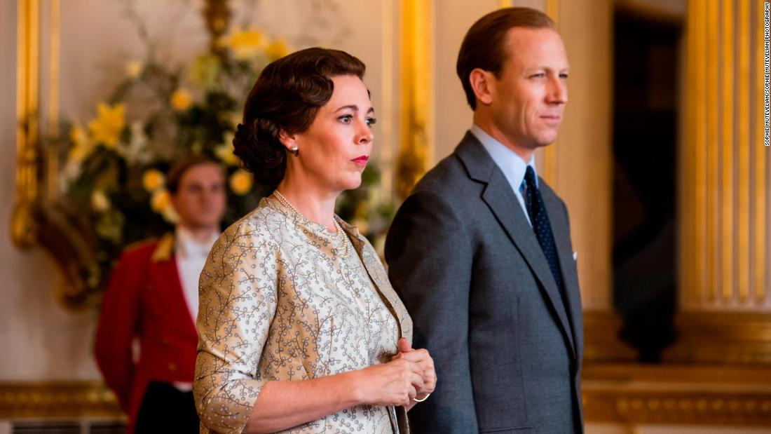 Who ' s Who in Staffel 3 von 'The Crown'?