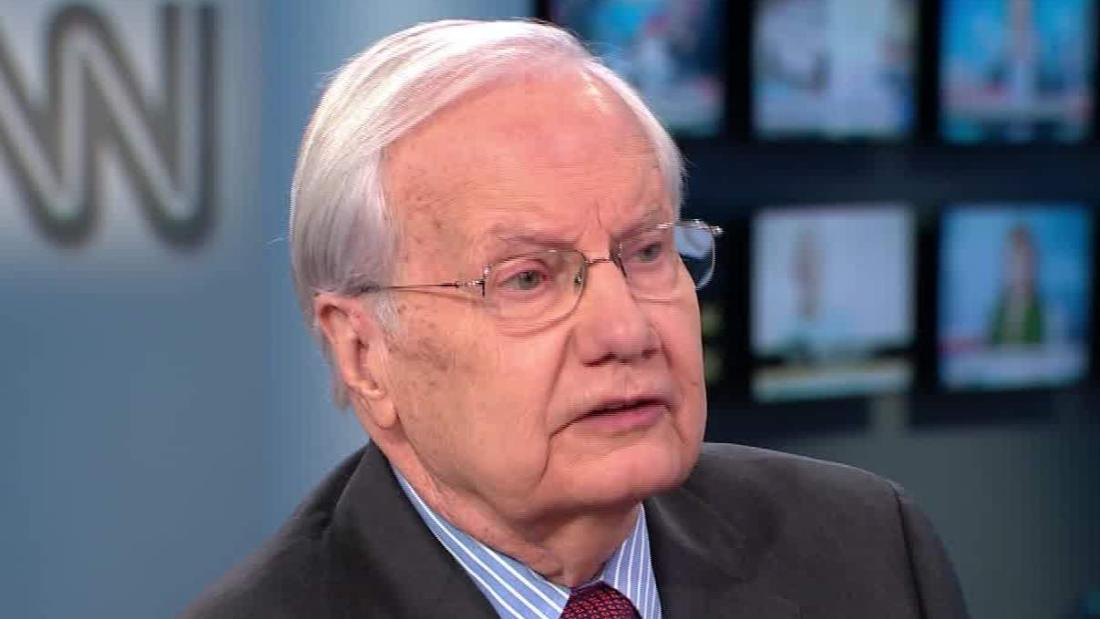 Bill Moyers says he fears for America for 'first time'