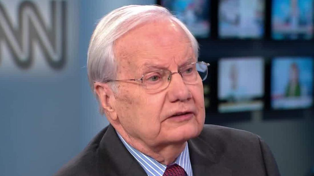 Bill Moyers says he fears for America for 'first time' - CNN Video